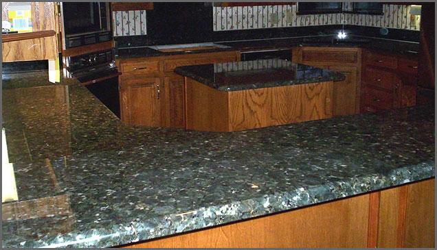 Awesome Verde Granite Kitchen Verde Butterfly Granite